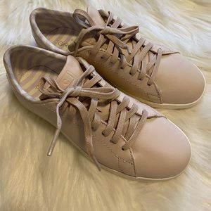 Cole Haan Lace-up Leather Sneaker